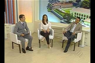 Carlos Ferreira comenta os destaques do esporte (5) - Confira os destaques do esporte paraense no programa Bom Dia Pará