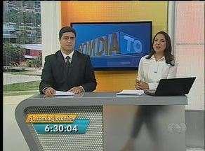 Confira os destaques do Bom dia Tocantins desta quinta-feira (6) - Confira os destaques do Bom dia Tocantins desta quinta-feira (6).