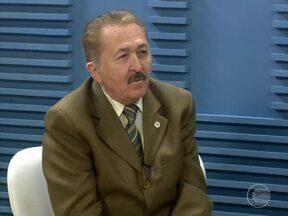 Servidores do Poder Judiciário piauiense realizam greve por melhores condições de trabalho - Desembargador do tribunal de Justiça, Edvaldo Moura, fala sobre o assunto.
