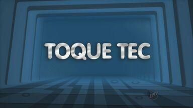 'Toque Tec' mostra programa que pode ajudar vítimas de roubo - Alessandra Kuba mostra programa que indica quando um carro é roubado, que tira foto de quem furtou o celular e pode até mandar mensagem de socorro.