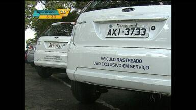 Câmara de Vereadores de Ponta Grossa instala rastreador nos carros públicos - E já deu resultado. Como o uso caiu, três carros vão ser doados para a Secretaria de Saúde.