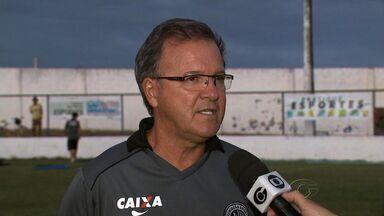 Beto Almeida fala sobre sua expectativa e planos para o ASA nesta temporada - Técnico espera fazer uma boa campanha pelo Alvinegro.
