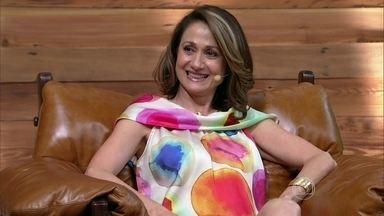 Zezé Polessa relembra carreira na TV - Reveja papéis marcantes da atriz na telinha