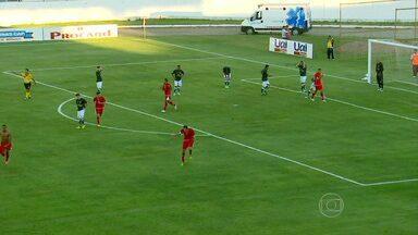 Veja gols do Campeonato Mineiro - Tombense venceu o Minas Futebol em Sete Lagoas. Boa Esporte derrotou a Caldense com um gol no final do jogo.