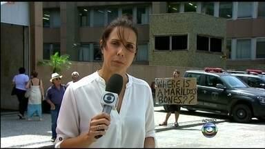 Nova audiência do 'Caso Amarildo' acontece nesta quarta (12), no RJ - Essa será a segunda audiência para ouvir as testemunhas de acusação na ação que apura o desaparecimento do ajudante de pedreiro, Amarildo da Silva, no dia 14 de junho de 2013, na favela da Rocinha.