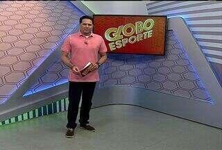 Confira o Globo Esporte desta quinta-feira (13/03/2014) - O empate entre Socorrense e Amadense pelo Estadual e a vitória do Sergipe sobre o Náutico no jogo de estreia da Copa do Brasil são alguns destaques do programa.