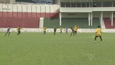 Briosa vence jogo-treino contra AD Guarujá - Placar foi definido pelo atacante Mike