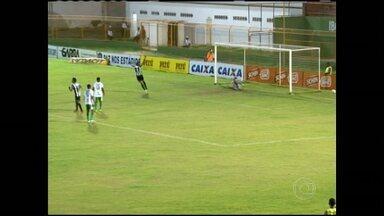 Tupi-MG se classifica para a proxíma fase da Copa do Brasil - Tupi-MG se classifica para a proxíma fase da Copa do Brasil