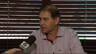 Alcides Bernal fala sobre a cassação do mandato de prefeito - Bernal comenta a movimentação que ocorreu durante a madrugada na prefeitura de Campo Grande