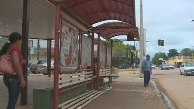 População toma providências sobre a falta de estrutura das paradas de onibus - Conheça o seu Benedito, de 91 anos, que fez algo para melhorar as condições de quem precisa utilizar o coletivo diariamente.