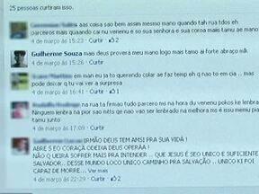 Preso postava mensagens em rede social de dentro da cadeia de Cianorte - Esse é o destaque do Paraná Tv 2ª edição desta quinta-feira (13), que começa às 19h15.
