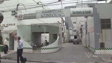 Homem é eletrocutado e sofre duas paradas cardíacas em São Vicente - Acidente ocorreu na tarde desta quinta-feira (13) em uma área de obras.