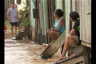 São Félix do Xingu é o quatro município a decretar emergência diante das chuvas - São Félix do Xingu é o quatro município a decretar emergência diante das chuvas.