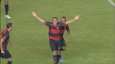 Sport vence o Santa Cruz por 2 a 0 pelo jogo de ida das semifinais do Nordestão - Pela Copa do Brasil, Náutico foi derrotado pelo Sergipe, na casa do adversário, por 1 a 0.