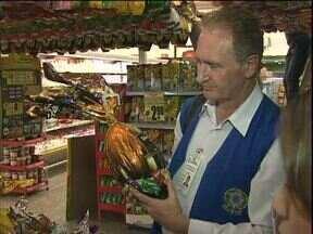 Procon começa pesquisa de preço dos ovos de páscoa - Levantamento foi feito em quatro mercados e duas lojas, o resultado sai a partir de segunda-feira.