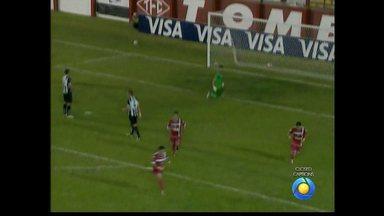 JPB2JP: Treze estreia com empate na Copa do Brasil - Um a um com o Tombense de Minas Gerais.