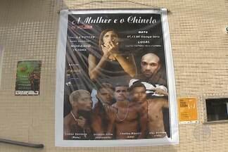 Moradores de Plataforma lançam o longa-metragem 'A Mulher e o Chinelo' - Produção independente foi gravada no subúrbio de Salvador