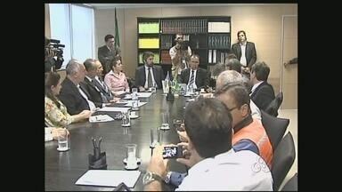 Prefeitura de Porto Velho apresenta resultado de reunião em Brasília sobre cheia em RO - O estado de calamidade, a liberação da estrada parque e de recursos foram alguns dos assuntos discutidos.