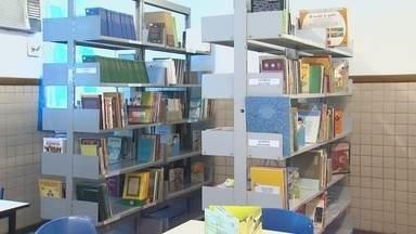 No AM, biblioteca leva o nome do presidente da Academia Amazonense de Letras - Armando Andrade de Menezes foi homenageado; nome dele foi dado a uma biblioteca de escola na Zona Leste de Manaus.