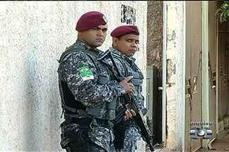 Força Nacional conclui 30 inquéritos em seis meses, em Rio Verde - Alguns dos casos estavam sem solução há anos. O que chama atenção é a quantidade de policiais militares presos.