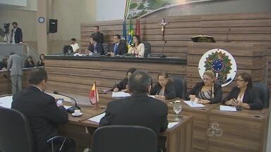 Câmara de vereadores de Macapá vota alterações na chamada Lei da Aquicultura - A CÂMARA DE VEREADORES DE MACAPÁ VOTA ALTERAÇÕES NA CHAMADA LEI DA AQUICULTURA QUE GARANTEM MENOS BUROCRACIA AOS PRODUTORES DE PEIXE EM CATIVEIRO NA CAPITAL.