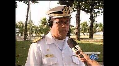Capitania dos Portos de Alagoas recebe visita do navio Patrulha Oceânico Araguari - Capitão dos Portos de Alagoas, Levi Alves da Silva, comenta sobre a mais nova aquisição da Marinha Brasileira.