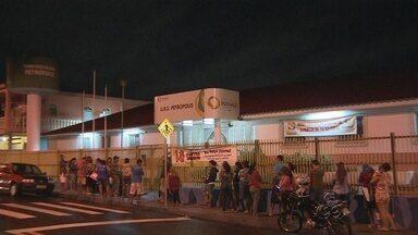 Pacientes criticam atendimentos em UBS de Manaus - Longas filas são problemas apontados.