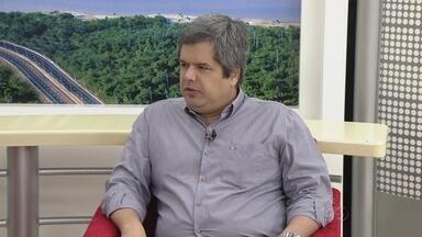 Secretaria de saúde fala sobre ocorrências de filas em unidade de Manaus - Wagner Wiiliam, secretário adjunto de serviços especializados da capital, foi entrevistado nesta sexta (14) no Bom dia Amazônia.