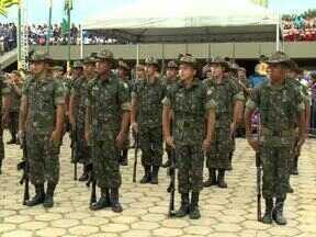 Aniversário da Batalha do Jenipapo atraiu turistas locais e internacionais - Batalha do Jenipapo orgulha piauienses e atrai turistas ao estadoSolenidades lembram os 191 anos da batalha pela independência do Brasil.