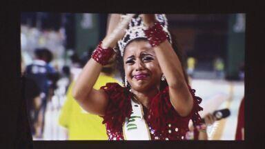 Prêmio Estandarte Santista foi entregue a campeões do Carnaval 2014 - Sambistas compareceram ao Teatro Guarany