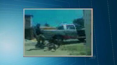 Homem morre após abordagem violenta de policiais militares - Ação foi filmada por cinegrafista amador.