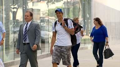 O Minas Tênis Clube é a nova casa do tricampeão olímpico, Cesar Cielo - Minas Tênis Clube a nova casa do tricampeão olímpico, Cesar Cielo