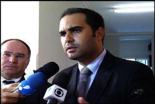 Ministério Público investiga denúncias de compra de votos na cidade do Crato - Prefeito da cidade prestou esclarecimentos ao Ministério Público.