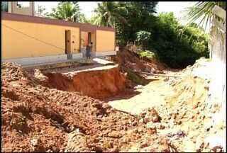 Prefeitura de Juazeiro do Norte decreta estado de emergência por causa das chuvas - Seis bairros da cidade têm estragos por causa das chuvas.