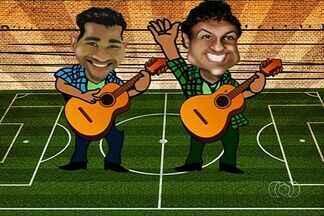 Dupla entre Jackson e Alex Lima tenta fazer sucesso no Goiás - Zagueiros vão substituir Valmir Lucas e Pedro Henrique, que serão poupados contra o Crac.