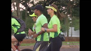 Atletas de Foz do Iguaçu de preparam para desafio - Corredores disputarão ultra-maratona no Rio Grande do Sul
