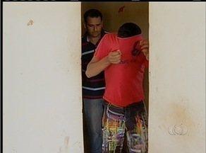 Suspeito de assalto é preso após roubo a comércio em Palmas - Suspeito de assalto é preso após roubo a comércio em Palmas