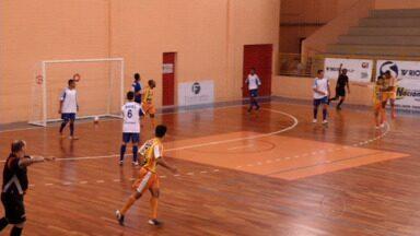 Itatiaia supera Piraí na estreia do grupo A da Copa Rio Sul de Futsal - Mesmo em casa, a atual campeã não conseguiu começar bem a edição 2014 do torneio e perdeu por 4 a 3.