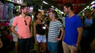 Público opina sobre Davi e Fabrício de Joia Rara - Troca de casais esquentou a disputa entre Lola e Aurora