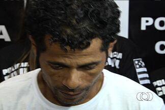Homem é preso suspeito de estuprar a neta da namorada em Aparecida de Goiânia - Família denunciou o caso à polícia ao descobrir que ele abusava sexualmente da criança de dez anos.