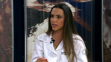 Ginecologista fala sobre vacinação em meninas de 11 a 13 anos - Uma ginecologista fala sobre a campanha de vacinação em meninas de 11 a 13 anos.