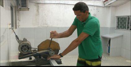 Confira a rotina de Renatão fora das quadras - Craque do vôlei de praia, paraibano gosta de ajudar a família nos afazeres domésticos quando não está em ação.