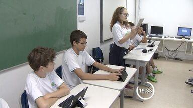 Escola bilíngue oferecem educação diferenciada - Em São José dos Campos (SP), elas já são realidade na rede particular.