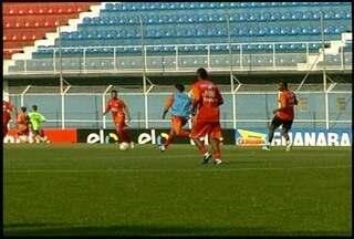 Friburguense joga neste sábado com chance de ser campeão da Taça Rio - Diretoria prometeu dividir premiação com os jogadores.