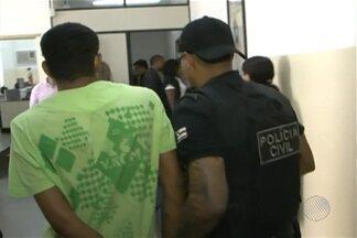 Suspeito de colocar agulhas em corpo de criança é condenado a mais de 12 anos de prisão - Caso ocorreu em 2009, na cidade de Ibotirama, na Bahia. Vítima, hoje com 9 anos, ainda tem 4 agulhas no corpo, mas que não representam risco à saúde.