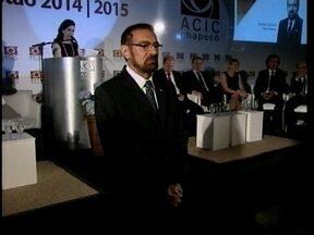 Acic de Chapecó tem novo presidente - Acic de Chapecó tem novo presidente