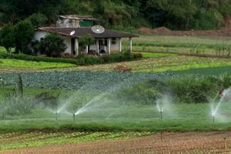 No RJ, produtor aproveita as sobras da horta para produzir composto orgânico - Ideia é supervisionada pela Embrapa e visa melhorar a qualidade do solo.