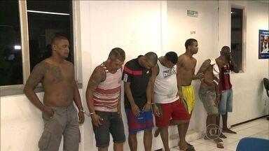Polícia descobre festa de bandidos e prende quase 60 pessoas no Maranhão - A polícia do Maranhão prendeu cerca de 60 pessoas suspeitas de participar de uma facção criminosa no estado. Foram três meses de investigação.