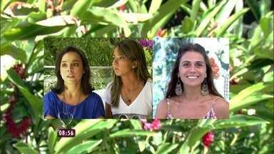 Giovanna Antonelli recebe recado de casal homossexual - 'Termina direitinho com o Cadu', disseram elas sobre personagem da atriz