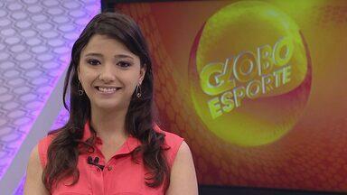 Maíra Lemos apresenta os destaques do Globo Esporte MG desta quarta-feira - Maíra Lemos apresenta os destaques do Globo Esporte MG desta quarta-feira